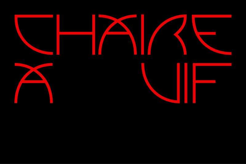 CAMBRE — Chaire a vif
