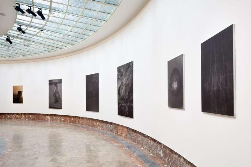 Vue de l'exposition à Bozar